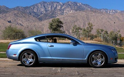 2006 Bentley Continental GT Coupe for sale 100959420