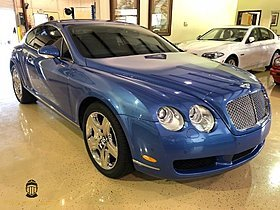 2006 Bentley Continental GT Coupe for sale 100960392