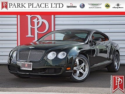 2006 Bentley Continental GT Coupe for sale 100970556