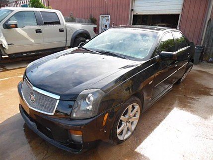 2006 Cadillac CTS V Sedan for sale 100749743
