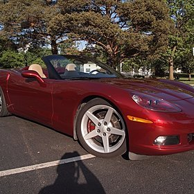 2006 Chevrolet Corvette Convertible for sale 100768881