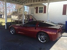 2006 Chevrolet Corvette Coupe for sale 100771230