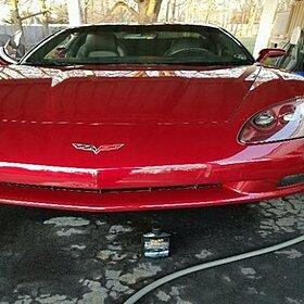 2006 Chevrolet Corvette Coupe for sale 100771230