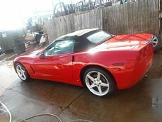2006 Chevrolet Corvette Convertible for sale 100836656