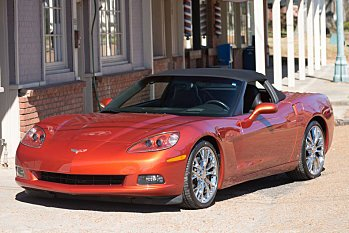 2006 Chevrolet Corvette Convertible for sale 100855601