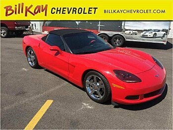 2006 Chevrolet Corvette Convertible for sale 100878015