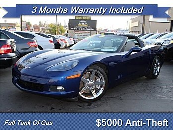 2006 Chevrolet Corvette Coupe for sale 100927955