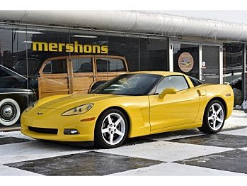 2006 Chevrolet Corvette Coupe for sale 100947916