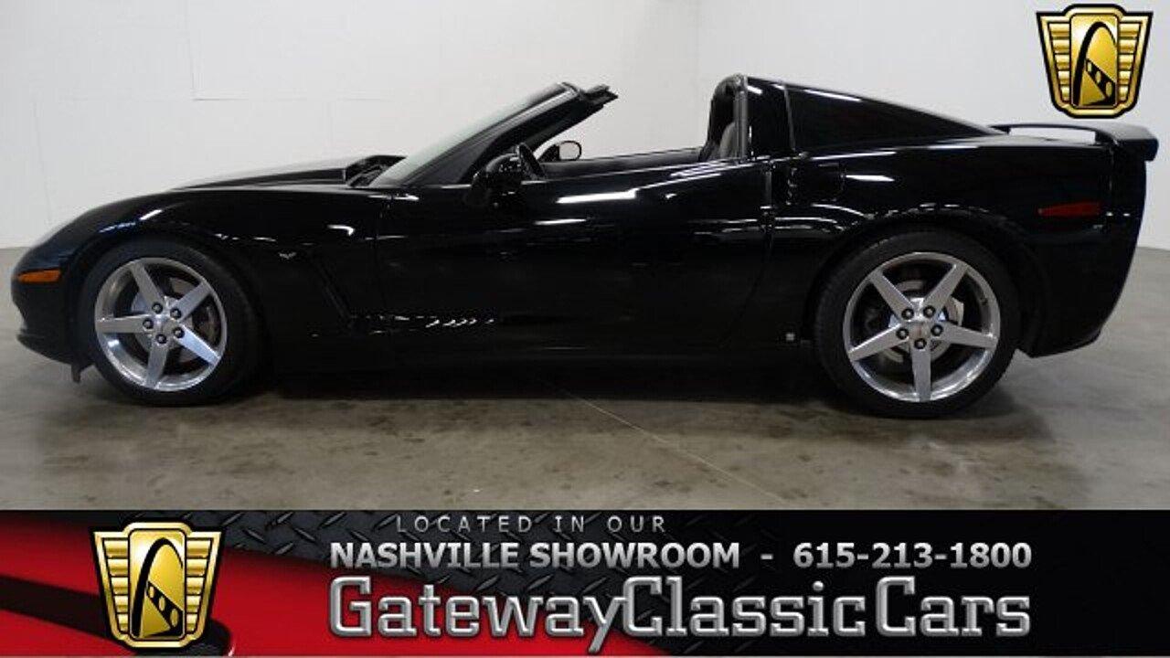 2006 Chevrolet Corvette Coupe for sale near O Fallon, Illinois 62269 ...