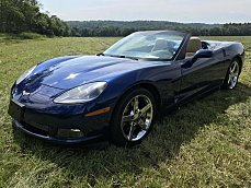 2006 Chevrolet Corvette Convertible for sale 100888474
