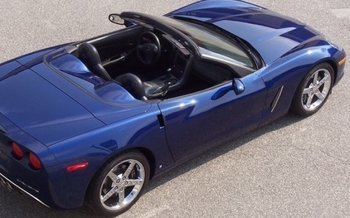 2006 Chevrolet Corvette Convertible for sale 100754768