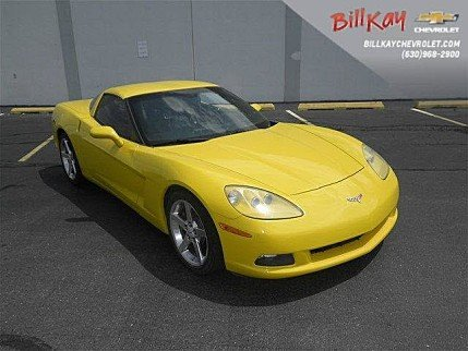 2006 Chevrolet Corvette Coupe for sale 100761426