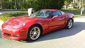 2006 Chevrolet Corvette Z06 Coupe for sale 100771341