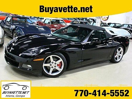 2006 Chevrolet Corvette Convertible for sale 100821535