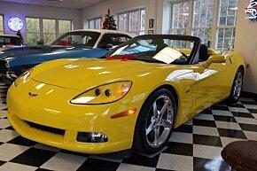 2006 Chevrolet Corvette Convertible for sale 100834358