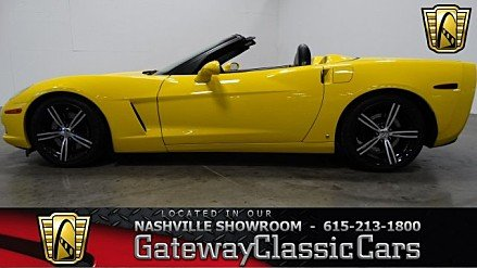 2006 Chevrolet Corvette Convertible for sale 100839289