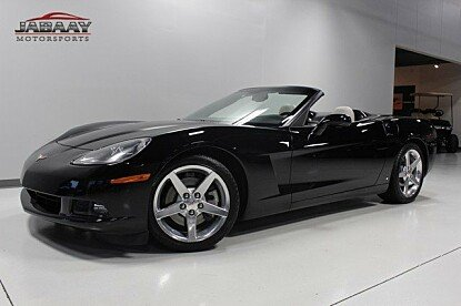 2006 Chevrolet Corvette Convertible for sale 100860719