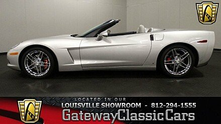 2006 Chevrolet Corvette Convertible for sale 100879465
