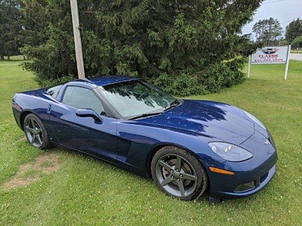 2006 Chevrolet Corvette for sale 100882124