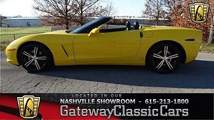 2006 Chevrolet Corvette Convertible for sale 100920186
