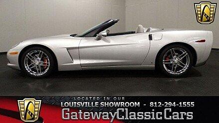 2006 Chevrolet Corvette Convertible for sale 100920989