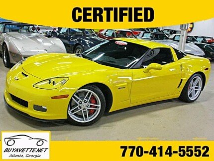 2006 Chevrolet Corvette Z06 Coupe for sale 100960234