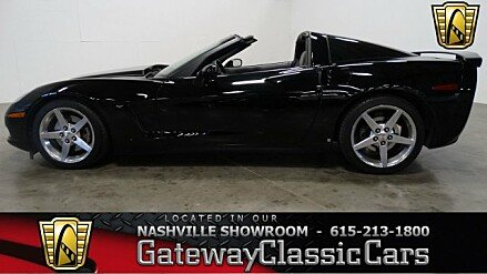 2006 Chevrolet Corvette Coupe for sale 100963600