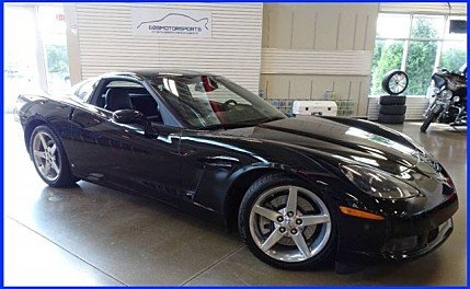 2006 Chevrolet Corvette Coupe for sale 101003965