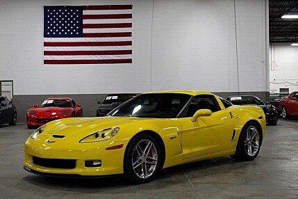 2006 Chevrolet Corvette Z06 Coupe for sale 101050360