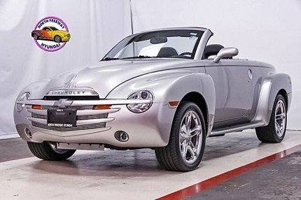 2006 Chevrolet SSR for sale 100741081