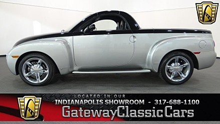2006 Chevrolet SSR for sale 100820378