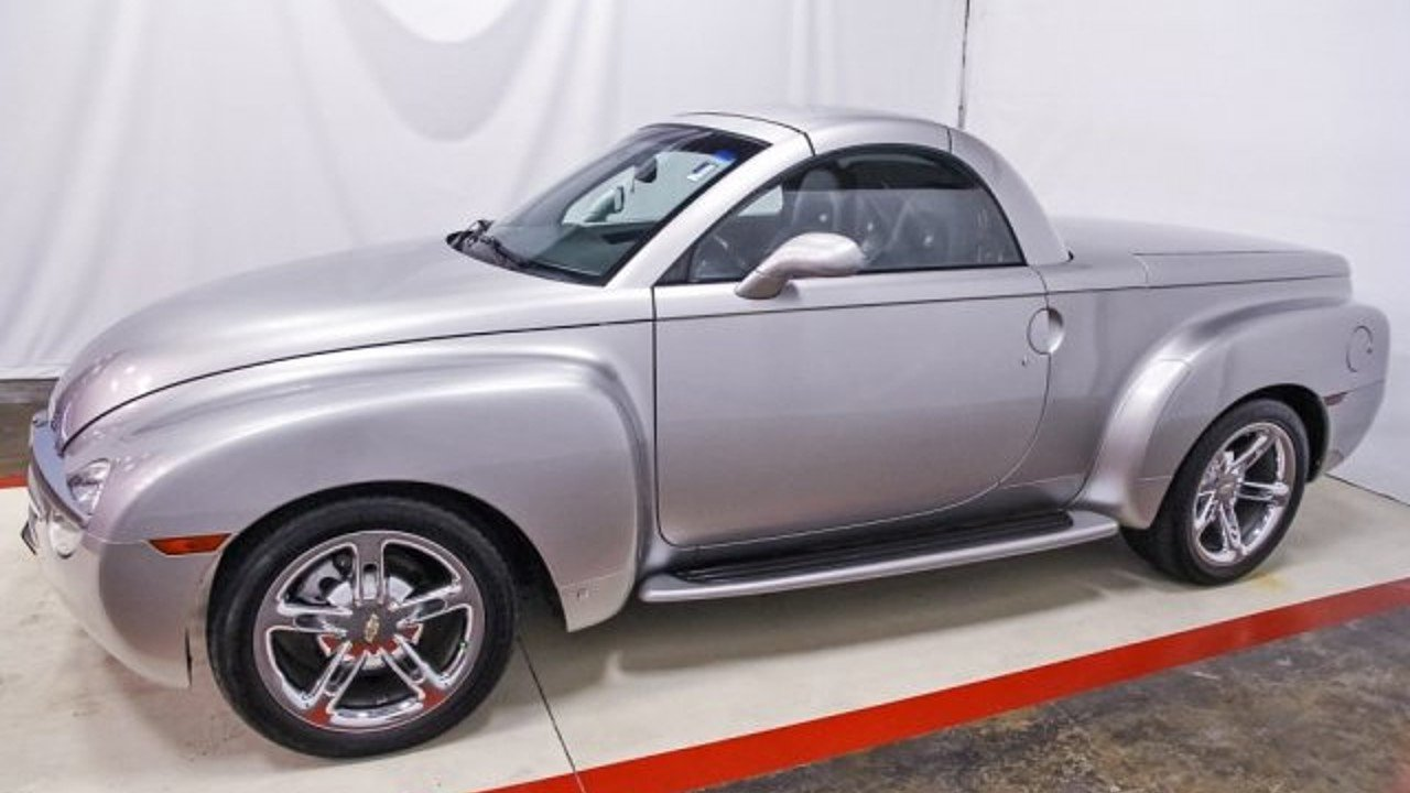 All Chevy 2006 chevrolet ssr for sale : 2006 Chevrolet SSR for sale near Spring, Texas 77373 - Classics on ...