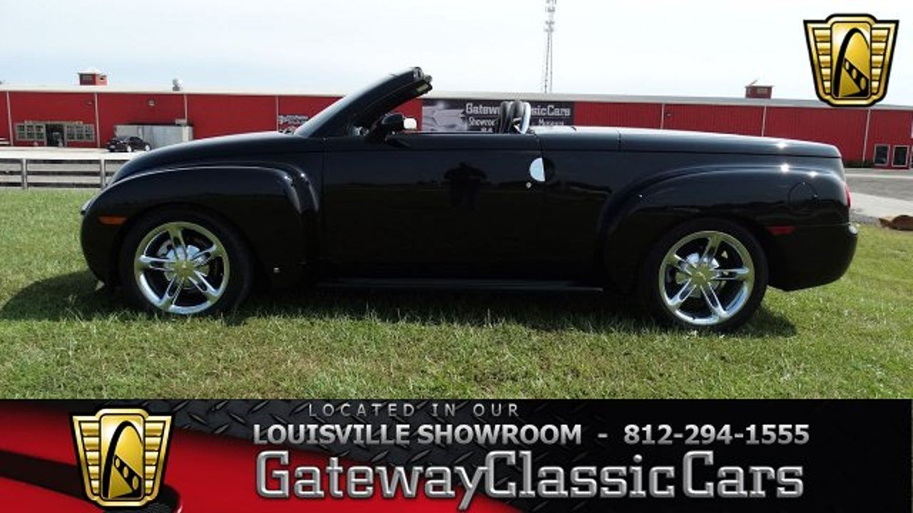 All Chevy 2006 chevrolet ssr for sale : 2006 Chevrolet SSR for sale near O Fallon, Illinois 62269 ...