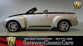 2006 Chevrolet SSR for sale 100911195