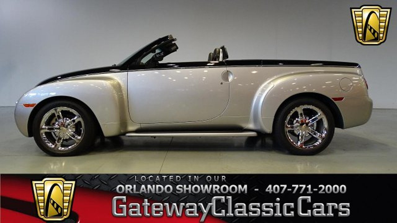 2006 Chevrolet SSR for sale 100920113