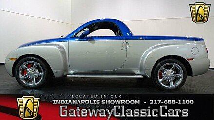 2006 Chevrolet SSR for sale 100949357