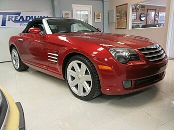 2006 Chrysler Crossfire Limited Convertible for sale 100862576
