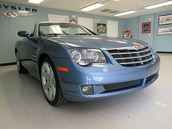 2006 Chrysler Crossfire Limited Convertible for sale 100910632