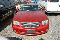 2006 Chrysler Crossfire Limited Coupe for sale 100749549