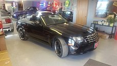 2006 Chrysler Crossfire Convertible for sale 100986480
