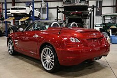 2006 Chrysler Crossfire Convertible for sale 101051309
