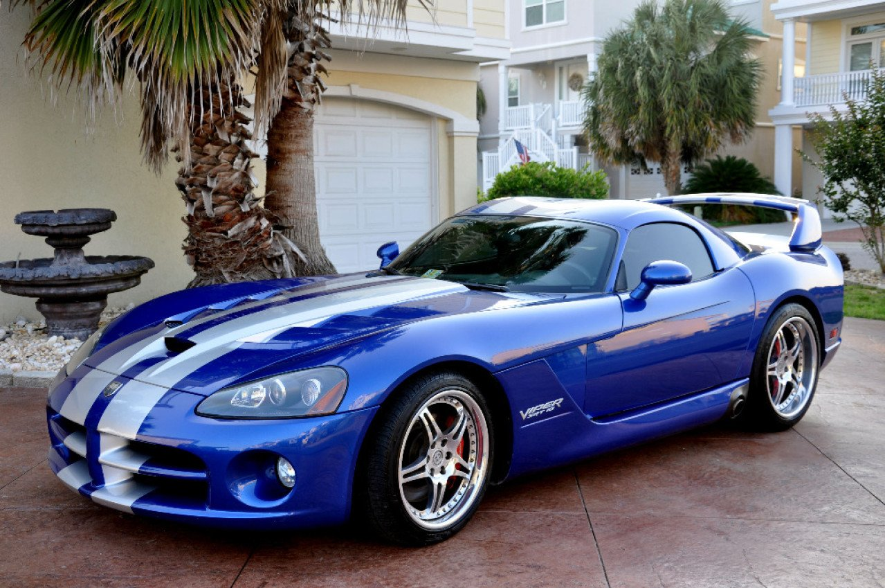 Dodge Viper For Sale >> 2006 Dodge Viper SRT-10 Coupe for sale near north myrtle beach, South Carolina 29582 - Classics ...