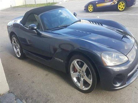 2006 Dodge Viper SRT-10 Convertible for sale 100896834