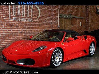 2006 Ferrari F430 Spider for sale 100911879