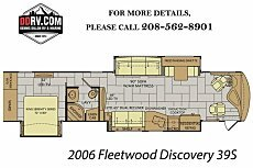 2006 Fleetwood Discovery for sale 300149502