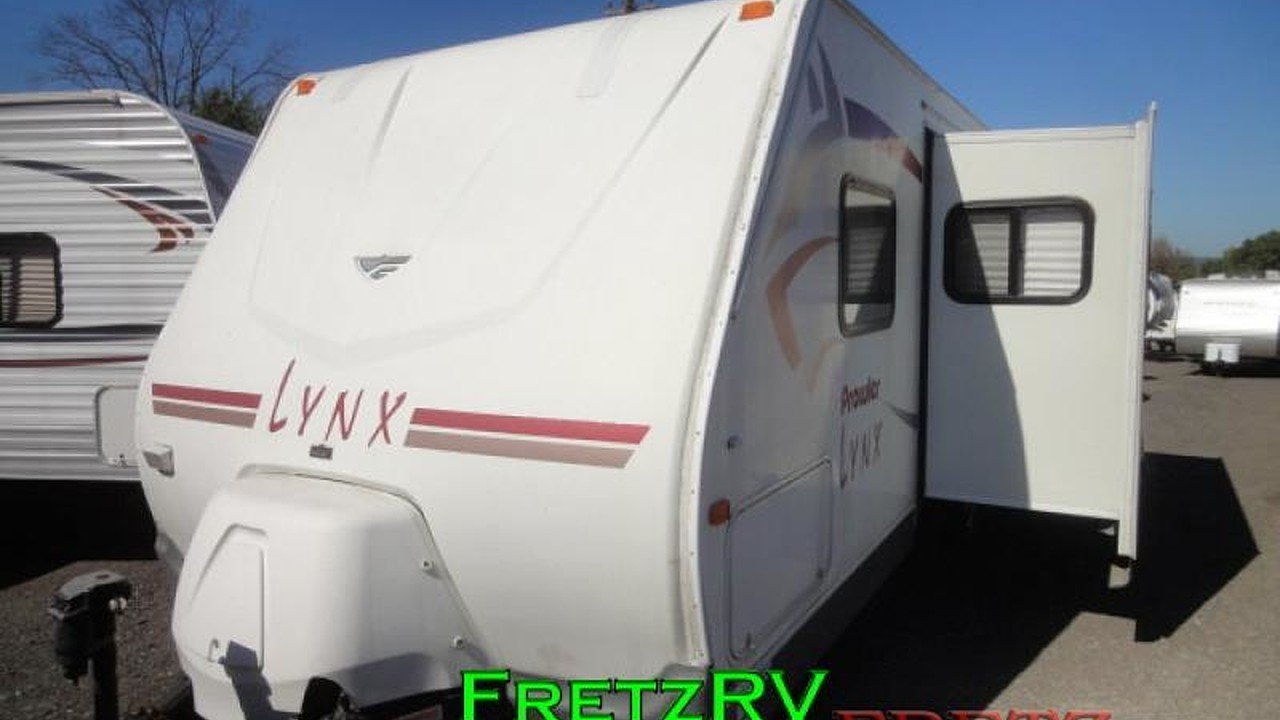 2006 Fleetwood Lynx for sale 300156206