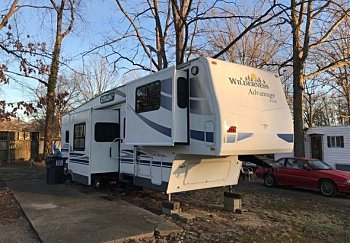 2006 Fleetwood Wilderness for sale 300158549