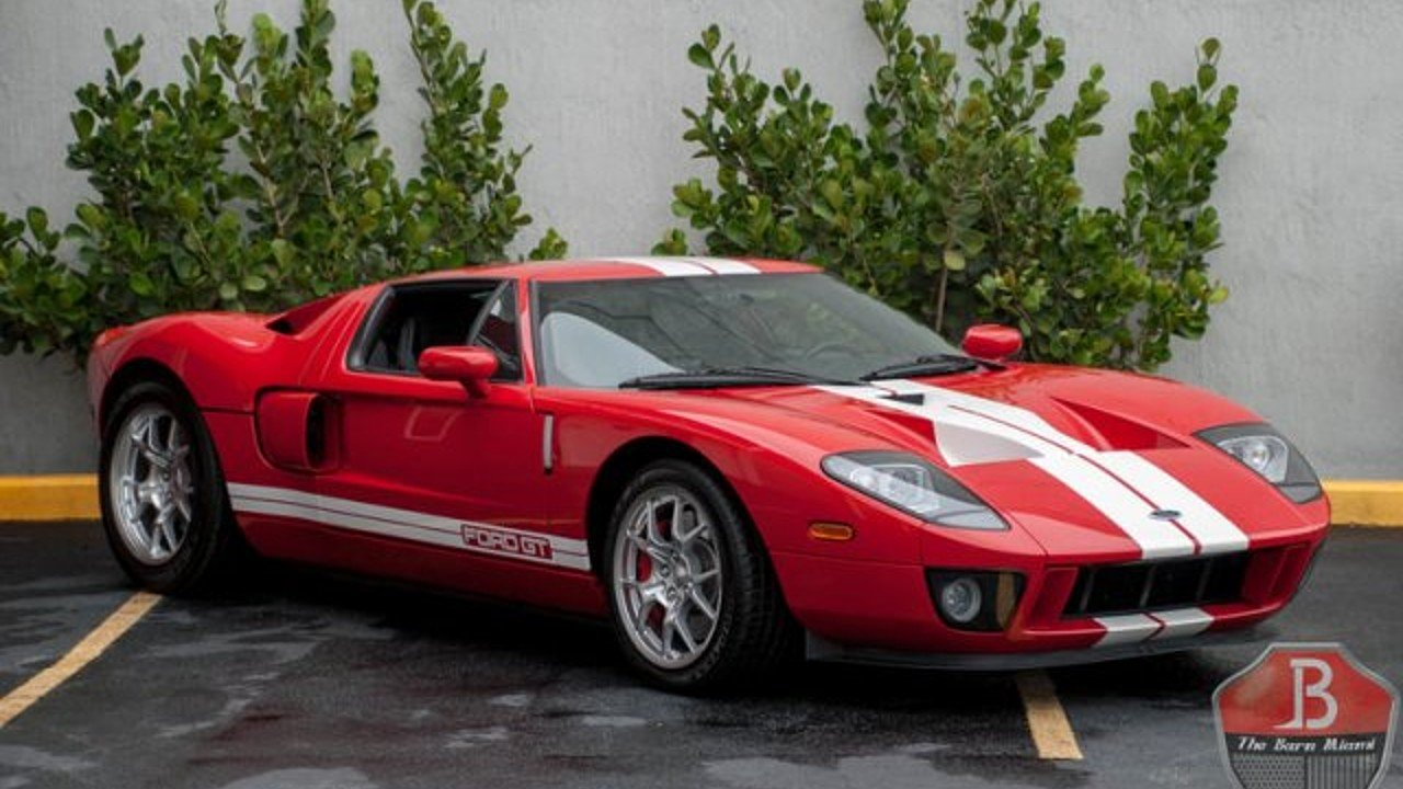 2006 Ford GT for sale 100877447