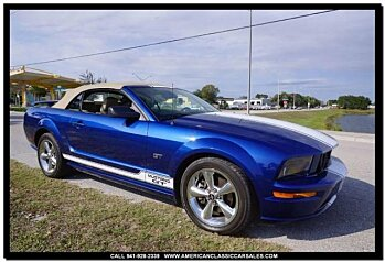 2006 Ford Mustang GT Convertible for sale 100844667