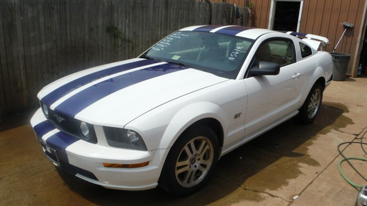 2006 Ford Mustang Gt Coupe For Sale Near Bedford Virginia 24174 100291845